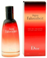Dior Fahrenheit Aqua