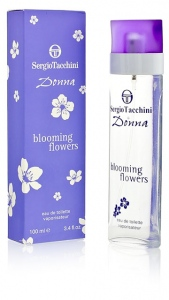 Sergio Tacchini Donna Blooming Flowers