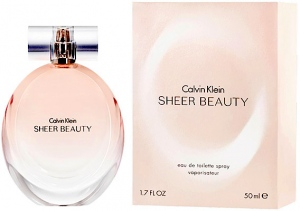 Calvin Klein Beauty Sheer