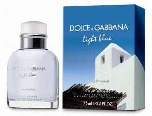 Dolce & Gabbana Light Blue Living Stromboli