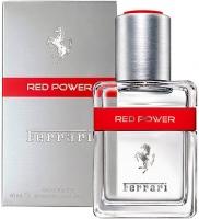 Ferrari Red Power