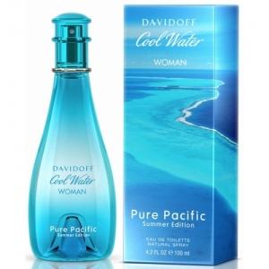 Davidoff Cool Water Pure Pacific Woman