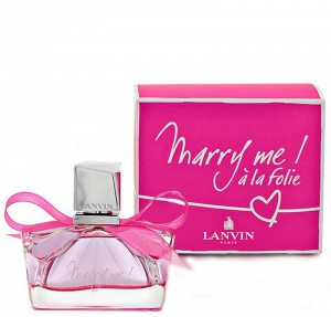 Lanvin Marry Me! a la Folie