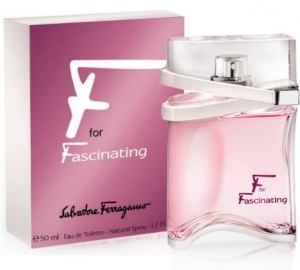 Salvatore Ferragamo F for Fascinating