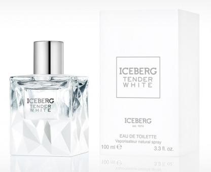 Iceberg Tender White