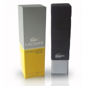 Lacoste Challenge Silver Homme